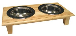 elevated dog bowl pest cemetery 300x143 Pest proofing your pets food