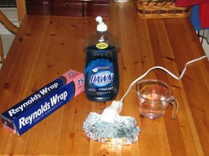 real basic homade flea trap pestcemetery 300x225 How to make your own flea trap