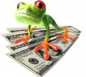 frog with money pestcemetery.com