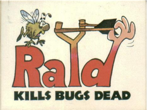 early raid ad pestcemetery.com