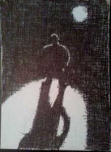 man in the shadows pestcemetery.com
