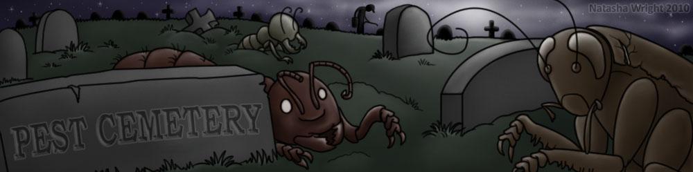 Pest Cemetery