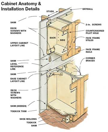 The anatomy of a cabinet-one week challenge | Pest Cemetery