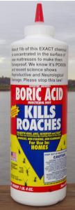 Boric acid http://pestcemetery.com/