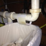 Invert the sticky trap and secure the tabs. Great for under sinks around pipes or in closets or pantries for moths.