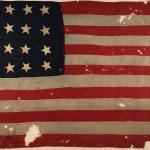 16 star American Flag http://pestcemetery.com/
