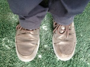 dust on shoes 300x225 Boric Acid And Borax Are Killing You The Safe Way